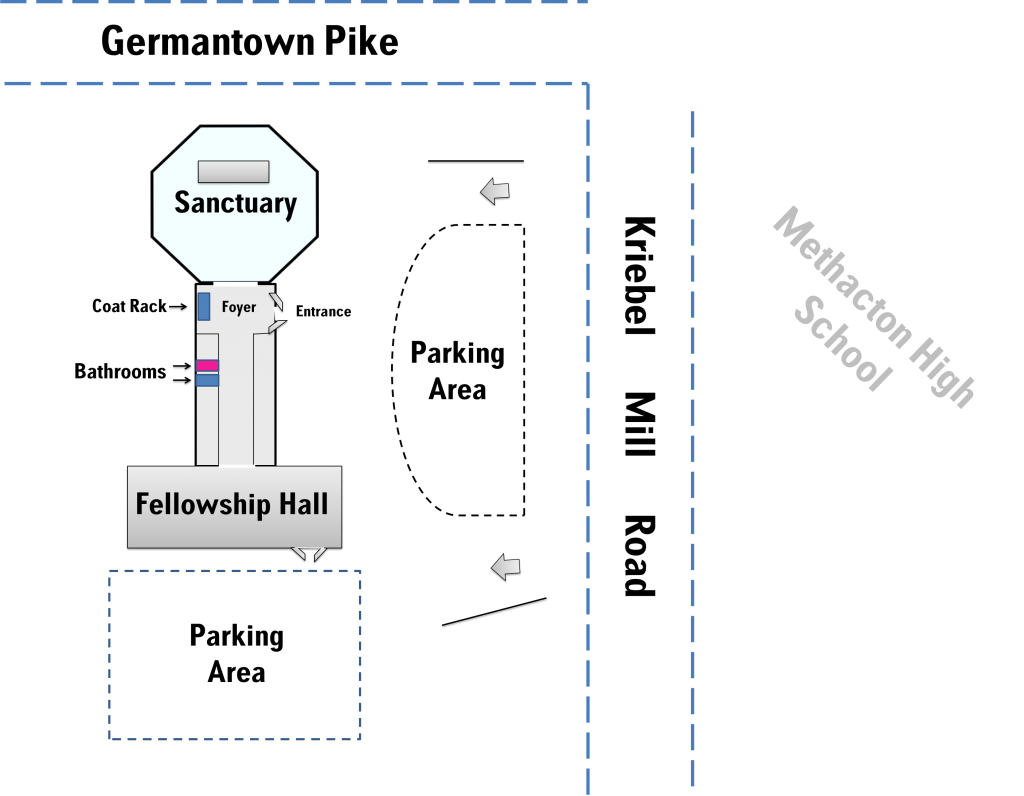 Fairview Village SDA Site Map