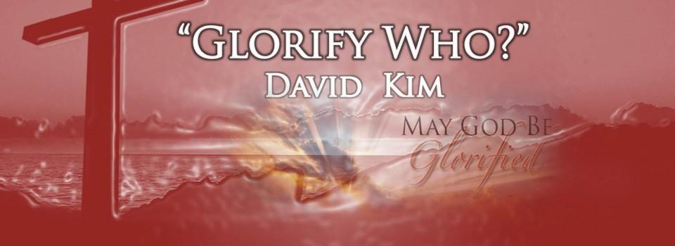 Glorify God in the Highest